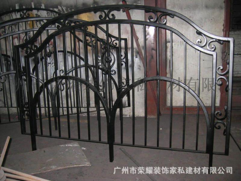 廣州戶外鐵欄 鐵圍欄 鐵欄杆 鐵護欄 鐵欄 陽臺欄