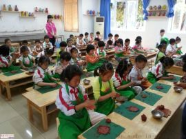 儿童陶艺教室加盟2019~2020**