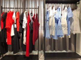 廣州一二線品牌女裝折扣尾貨一手貨源批發