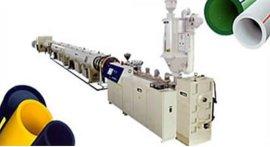 PVC/PPR/PE塑料管材生产线