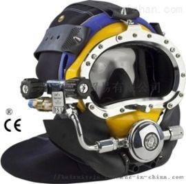 美国科比摩根KMB18 潜水重潜头盔面罩