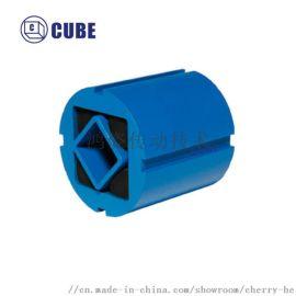 CUBE橡胶弹簧、张紧器、DK-S 系列橡胶缓冲器