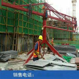 贵州混凝土布料机15m圆筒建筑布料机多少钱
