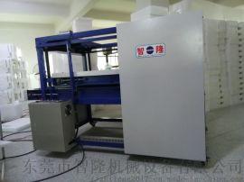 智隆机自行研发生产珍珠棉压棉-压胶机- 压料机