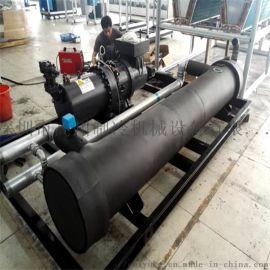 工业风冷式螺杆式低温冷水机