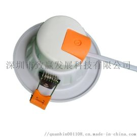 LED筒灯,商场走廊led天花灯