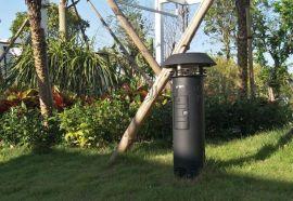 户外灭蚊灯H-X5草坪灭蚊器不锈钢灭蚊器