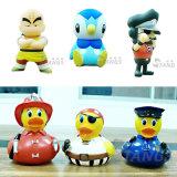 生产存钱罐 糖胶玩具公仔  小黄鸭 儿童玩偶生产