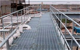 水电厂钢格栅板、厂家插接钢格栅板
