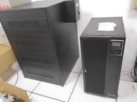 UPS不间断电源200KVA山特主机外配电池