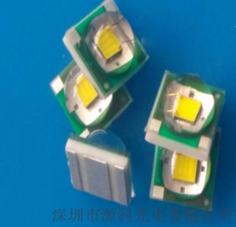 透镜LED灯珠3535陶瓷白光 黄光