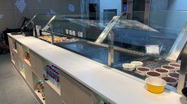上海食堂灶台|食堂设备金额|食堂厨房设备预算报价