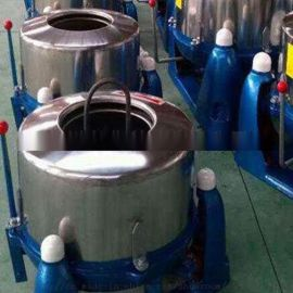 开鲁工业不锈钢脱水机设备50kg滚式甩干机多少钱