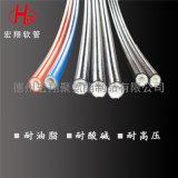 SAE100 R7树脂管 外覆PU高压尼龙树脂软管