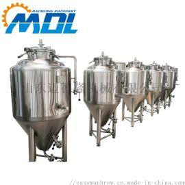 啤酒糖化酿造设备供应啤酒发酵罐家用葡萄酒酿酒设备