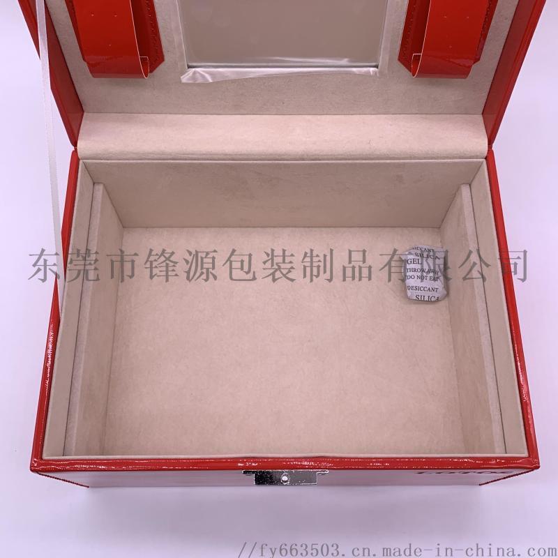 厂家定制珠宝首饰收纳木盒