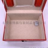 廠家定製珠寶首飾收納木盒