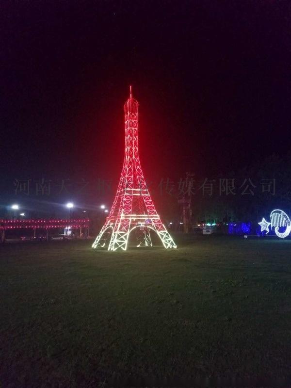 夜景灯光节主题灯光展工程亮化公司