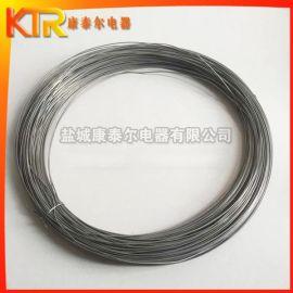 环保发热丝 铜镍合金6J40康铜丝电阻丝