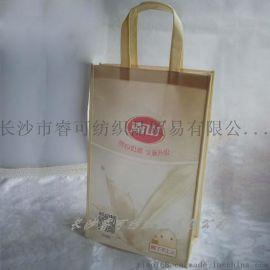 湖南外贸出口精美印刷无纺布包装袋无纺布购物袋