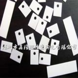 陶瓷散熱片 專業大批量生產陶瓷散熱片 厚度公差正負0.01mm