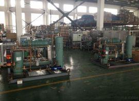 比泽尔螺杆水冷低温压缩冷凝机组、冷库机组、冷冻机组、肉类冷库