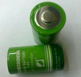 ER26500锂亚电池 ER26500 C型 8500mAh 3.6V锂亚电池