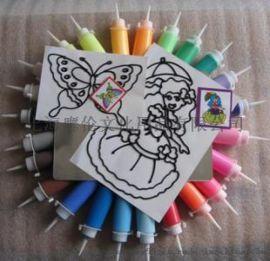 上海鹰伦环保油膏儿童胶画颜料