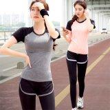 新款健身服运动服套装显瘦速干跑步瑜伽服女套装