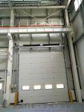 工業滑升門電動翻板門垂直提升門