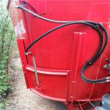 全日粮TMR饲料搅拌机,小型牛羊养殖场专用