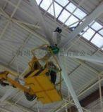 上海大型工業吊扇,德國諾德電機,西門子變頻器