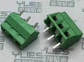5.08mmPCB连接器升降式公座 接线端子厂家