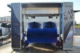 龙门式停车设备和洗车设备