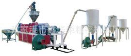 厂家直销塑料造粒机风送系统全不锈钢制造冷却效果好质量有保障