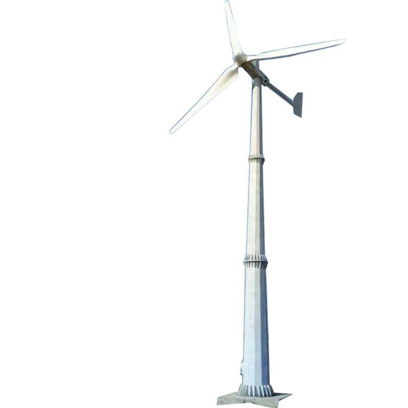 山区用微型1千瓦风力发电机蓝润厂家全国配送中小型风力发电机