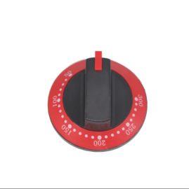 燃氣竈可用塑料鍍鉻材質家用商用烤箱BBQ旋鈕XN001