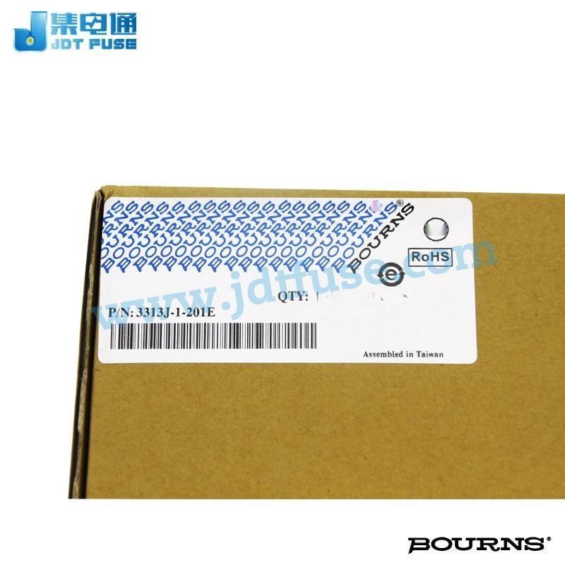 邦士(伯恩斯)微調電位器3313J-1-201E