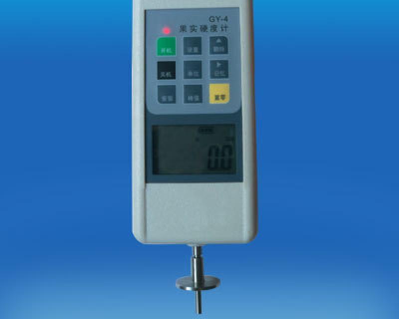 數顯果實硬度計 果品硬度計 果實硬度測試儀GY-4