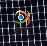 1000D(10*10)大方格PVC透明夹网布