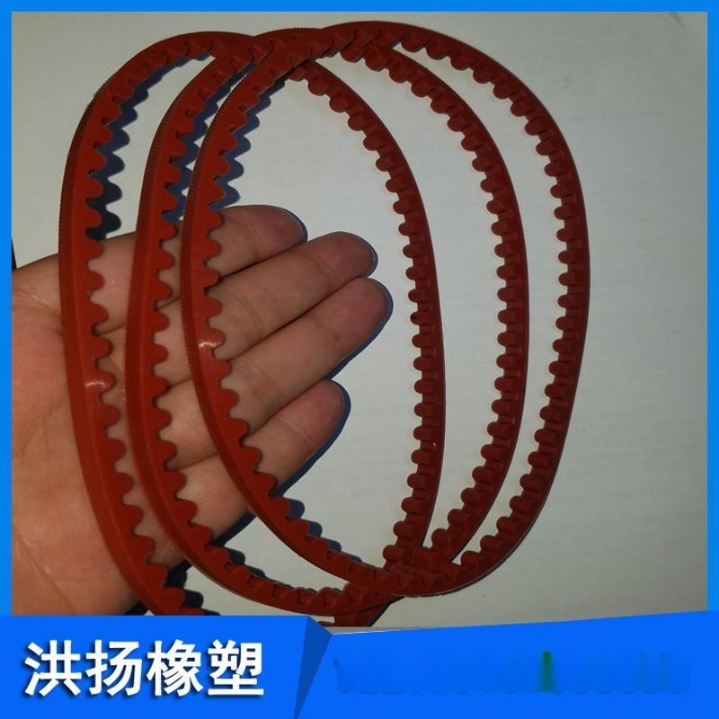 橡胶同步带 硅胶O型带  硅胶传送带