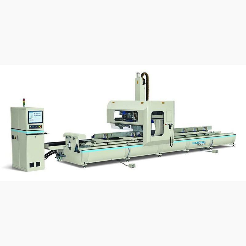 明美数控 JGZX-6000 铝型材龙门加工中心