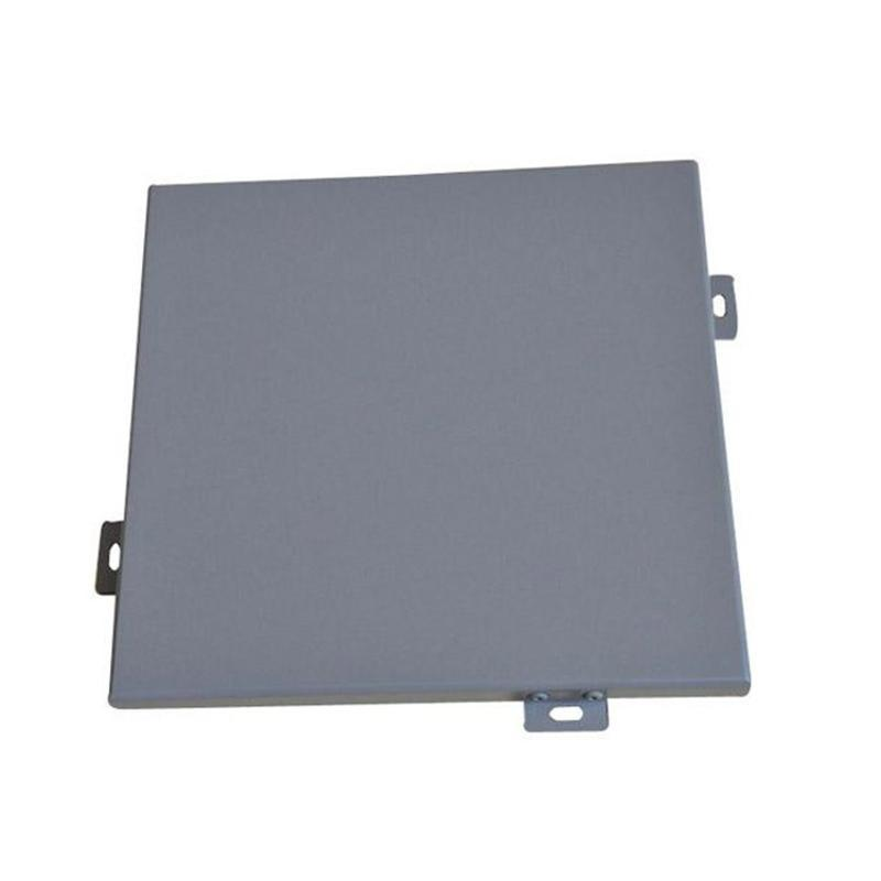 體育館幕牆鋁單板工程裝飾包體材料氟碳鋁單板厚度
