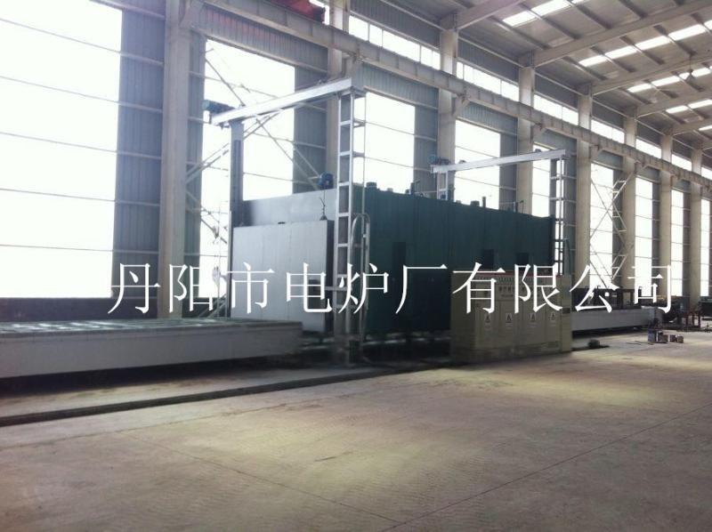 [丹阳电炉]直供   对开式台车炉 ,分段式台车炉,台车炉厂家,