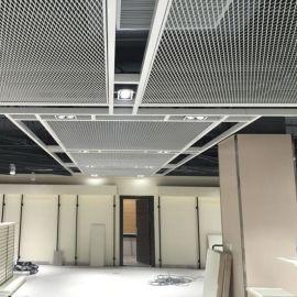 安平铝板网 装饰铝板网 铝板吊顶网