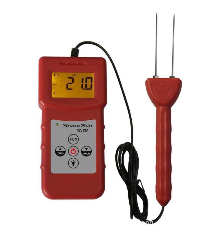 MS-F便宜好用的泡沫水分測定儀