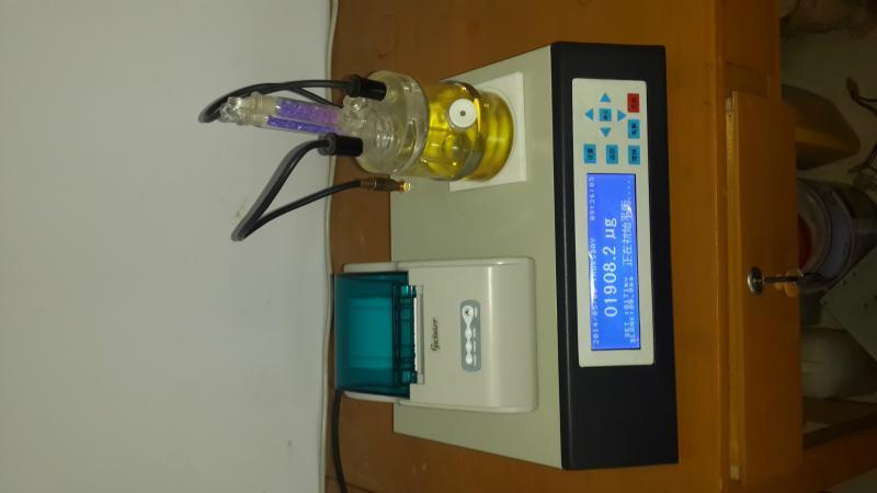 全自動微量水分檢測儀,汽油水分檢測儀ZTWS-8A