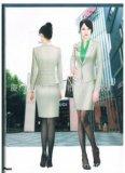 服装加工厂来图来样设计定做文员装OL通勤工装商场行政制服