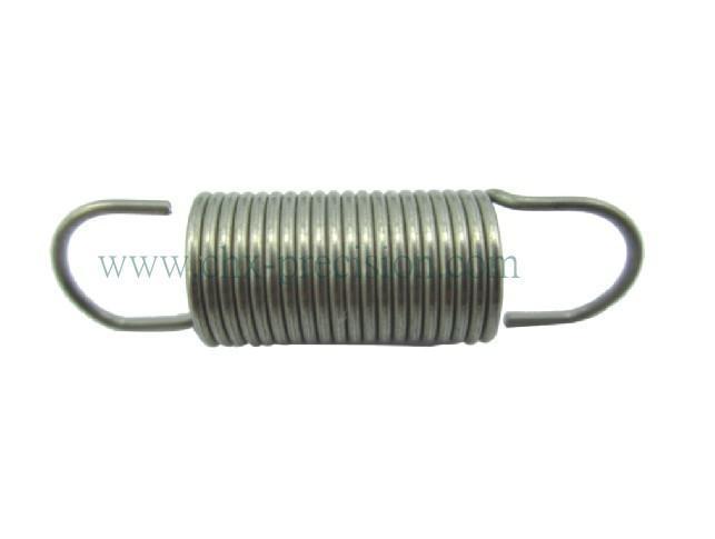 专业生产不锈钢304拉簧,不锈钢拉伸弹簧