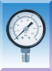 普通压力表Y-50/Y60/Y75/Y100/Y150(I/II/III/IV/V/VI/VII)